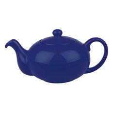 Fun Factory Tea Pot with Lid Royal Blue