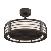 Oil Rubbed Bronze Beckwith Fan