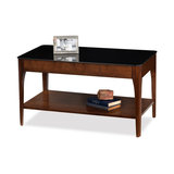 Riverside Craftsman Home Lift Top Cocktail Table In