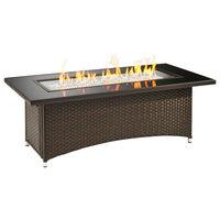 Montego Fire Table, Balsam