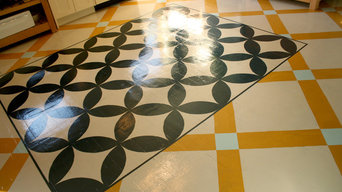 Arteriors Painted Floors