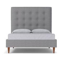 Palmer Upholstered Bed Mountain Gray Full