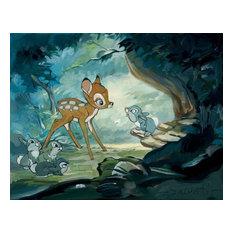 Disney Fine Art Hello Young Prince by Jim Salvati