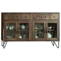 Industrial Buffets And Sideboards by Crafters and Weavers