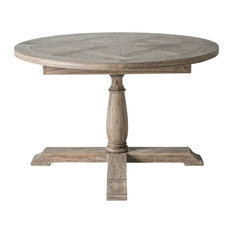 Juno Extendable Round Dining Table