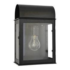 Tunnel Outdoor Lantern Wall Light