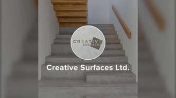 Company Highlight Video by Creative Surfaces Ltd.