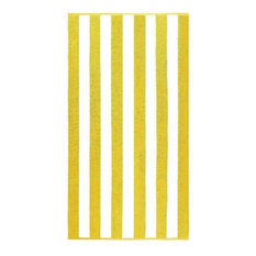 Anatalya Classic Resort Beach Towel 1, Yellow, 1-Piece Set