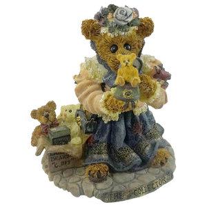 Boyds Bears Resin Jeremy As Noah the Ark Builder Noahs Ark Bearstone