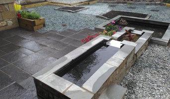 Garden design in Edinburgh