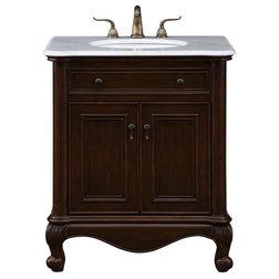 Traditional Bathroom Vanities And Sink Consoles by Elegant Furniture & Lighting