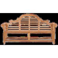 Teak Wood Lutyens Outdoor Triple Bench