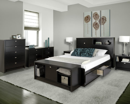 Designer bedroom sets houzz for Bedroom bad design