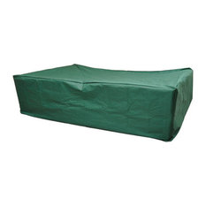 Aosom   Outsunny Outdoor Sofa Sectional Patio Furniture Cover, Green   Outdoor  Furniture Covers