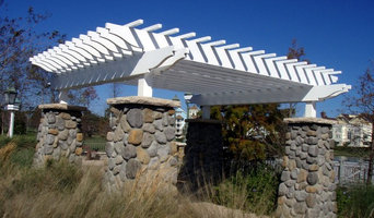 Aluminum Arbor with Ogee Ends