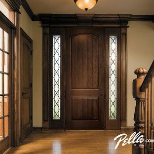 Home design - contemporary home design idea in Cedar Rapids