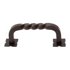 Top Knobs   Normandy 3 Inch Center To Center Oil Rubbed Bronze Cabinet Pull    Cabinet