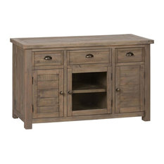 jofran jofran reclaimed pine media unit centers and tv stands
