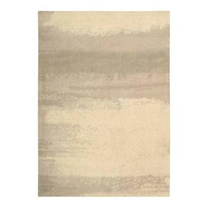Calvin Klein Luster Wash Rug, Ivory, 91x152 cm