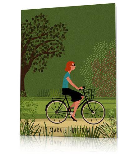 Posters vélo rétro - Décoration Murale Enfant