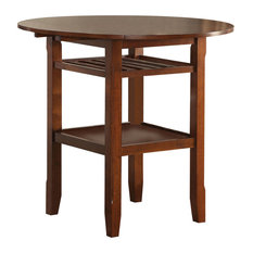 Tartys Counter Height Table Cherry