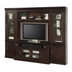Stanford Small Entertainment Wall 4-Piece Set