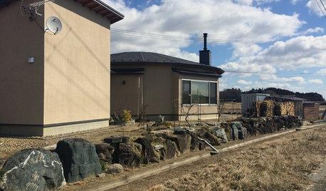 東日本大震災からの自宅再建【Part 3】沿岸部から内陸に移転した両親のための《大郷の曲り家》