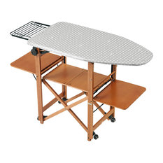 Bravo Ironing Board With Shelves
