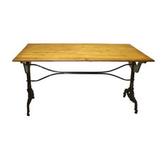 Paul Desk/Dining Table Amber