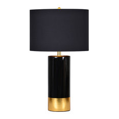 The Tuxedo Table Lamp