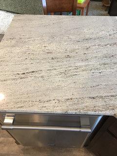 New Granite Countertops Leaving Marks - Burn marks granite countertop