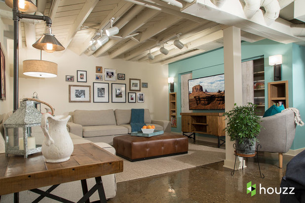 My Houzz: Kristen Bell Treats Her Sister to a Bright New
