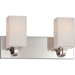 Awesome Contemporary Bathroom Vanity Lighting by Satco Lighting