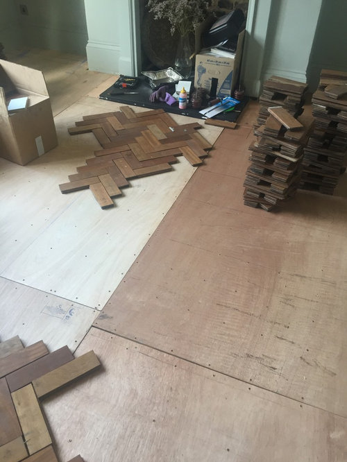 Which Direction Should I Lay Parquet Floor