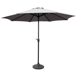 Contemporary Outdoor Umbrellas by Northlight Seasonal