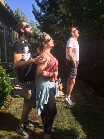 eclipse party