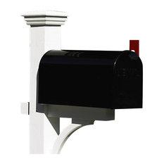 Bristol Mailbox by Lazy Hill Farm Designs, Black