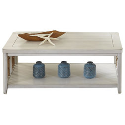 Beach Style Coffee Tables by Liberty Furniture Industries, Inc.
