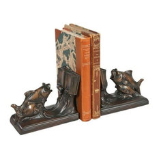Bookends Bookend MOUNTAIN Traditional