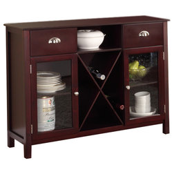 Transitional Buffets And Sideboards by Pilaster Designs