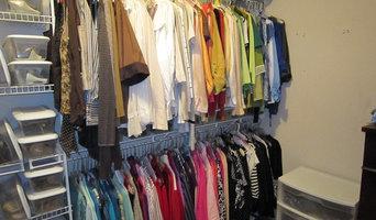 Organize Master Closet in Memphis, TN - After