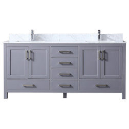 Transitional Bathroom Vanities And Sink Consoles by Lexora