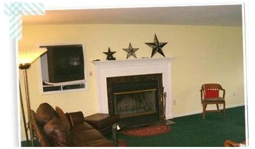 Need Help Green Carpet Apartment
