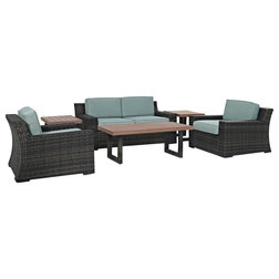 Contemporary Outdoor Lounge Sets by VirVentures