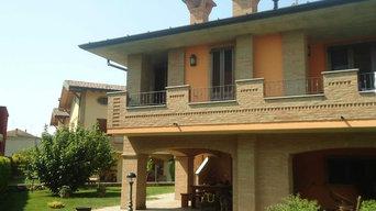 Nuova costruzione villa Singola