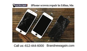 Brand New Again - iphone repair minneapolis