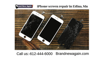 Brand New Again - iphone repair minneapolis