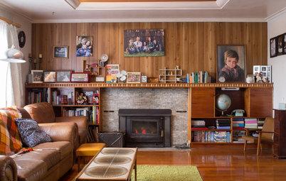 My Houzz: A Retro Family Home in Tassie