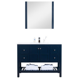 Transitional Bathroom Vanities And Sink Consoles by C.L.L COLLECTIONS LLC