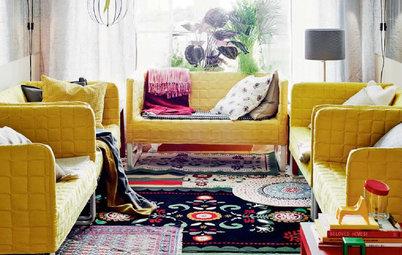 Color en el salón: Olvídate de supersticiones y apuesta por el amarillo
